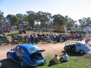 Quirindi Rural Heritage Village - Vintage Machinery and Miniature Railway Rally and Swap Meet - South Australia Travel