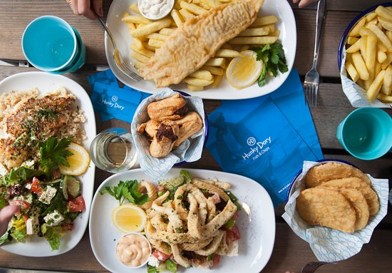 Hunky Dory Fish  Chips - South Australia Travel