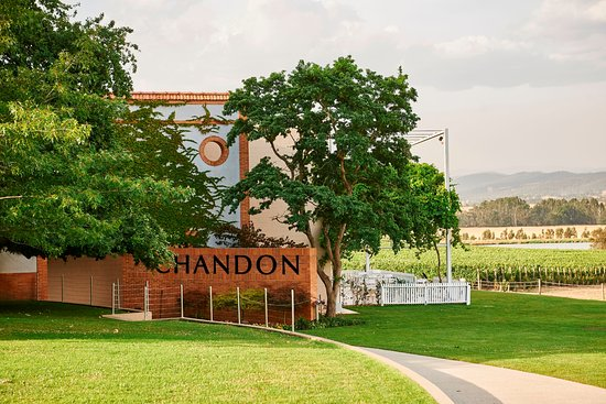 Domaine Chandon Restaurant - South Australia Travel