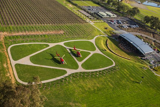 Ezard at Levantine Hill - South Australia Travel