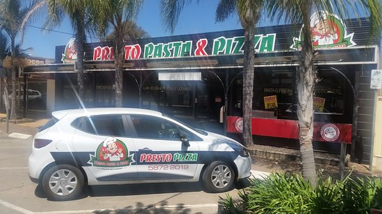 Presto Pasta  Pizza - South Australia Travel