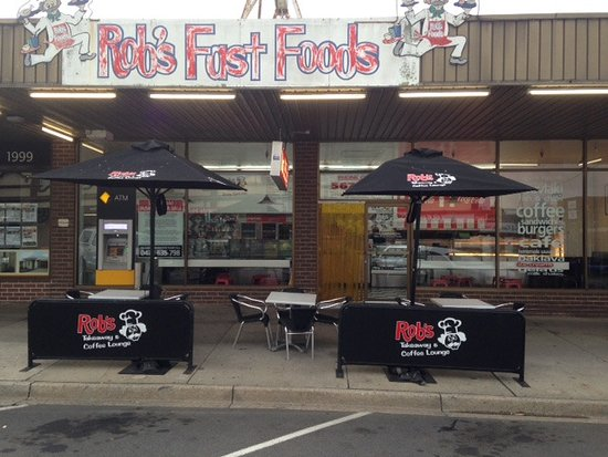 Rob's Takeaway and Coffee Lounge - South Australia Travel