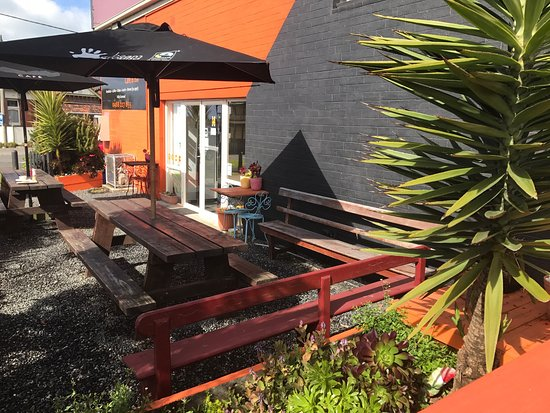 The Corner Garden Cafe And Bar - South Australia Travel