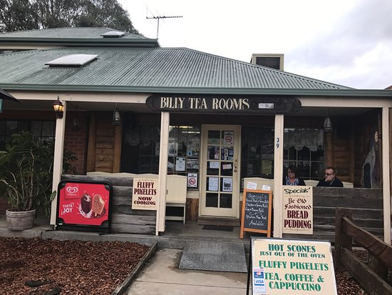 Glenrowan Dad and Dave's Billy Tea Rooms and Accommodation - South Australia Travel