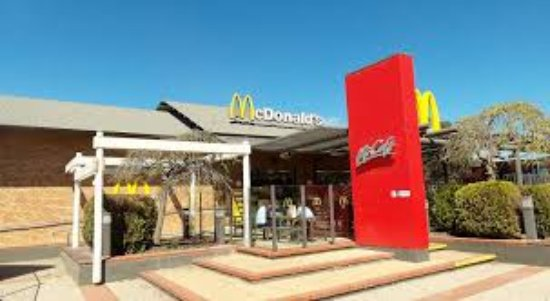 McDonald's - South Australia Travel