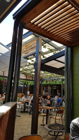 The Shed Cafe - Hurstville - South Australia Travel