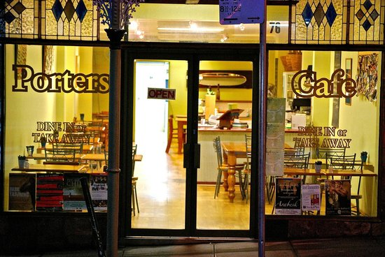 Porters Cafe - South Australia Travel