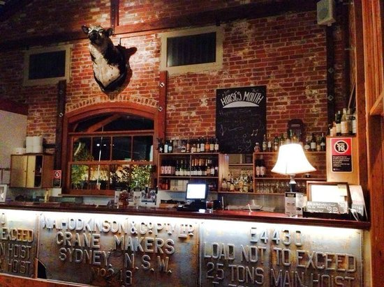 Webb  Co bar - South Australia Travel