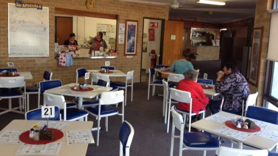 Red Dove Coffee Shop - South Australia Travel