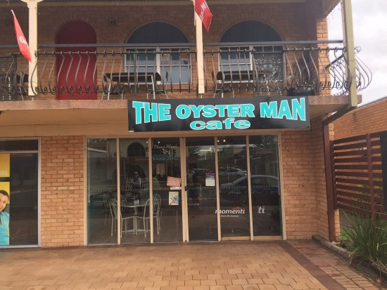 The Oyster Man Cafe - South Australia Travel