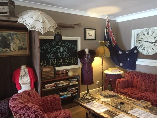 Aussie Outback Wares and Cafe - South Australia Travel