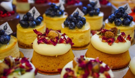 Icky Sticky Patisserie - South Australia Travel