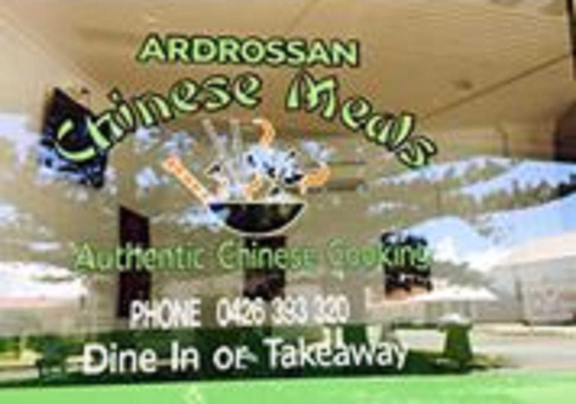 Ardrossan ChineseMeals - South Australia Travel