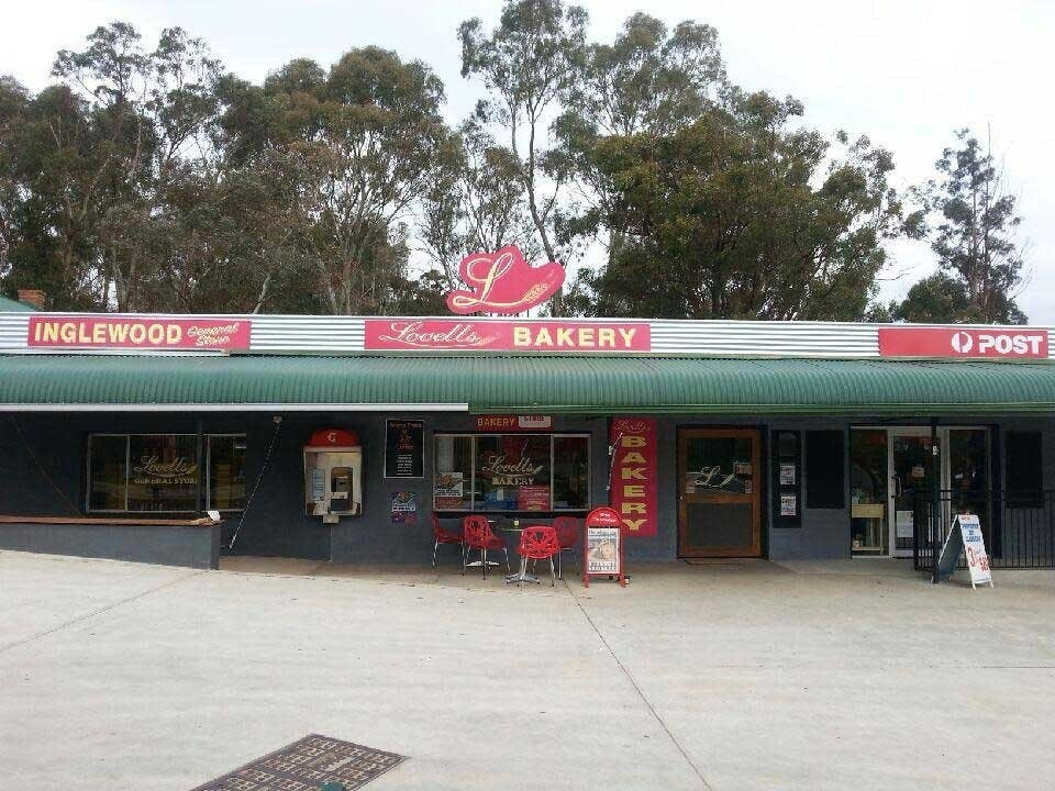 Lovells Bakery - South Australia Travel