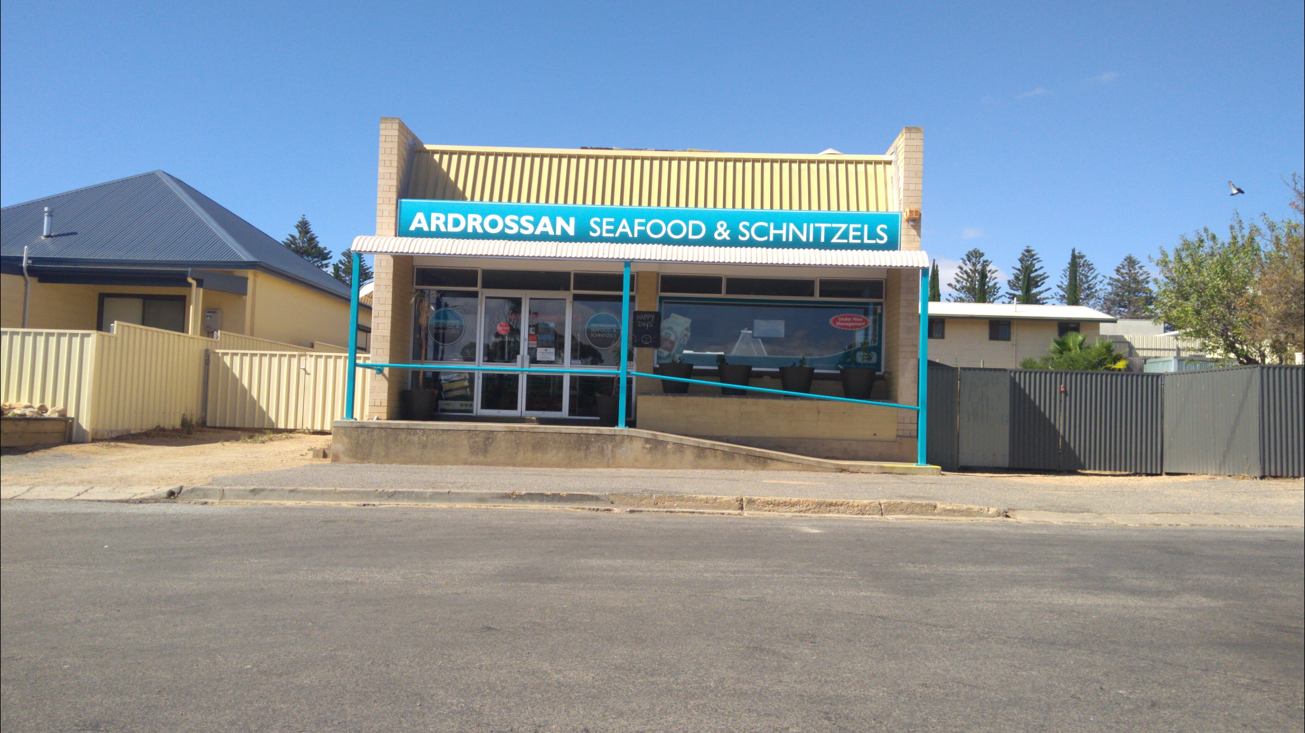 Ardrossan Seafood and Schnitzels - South Australia Travel
