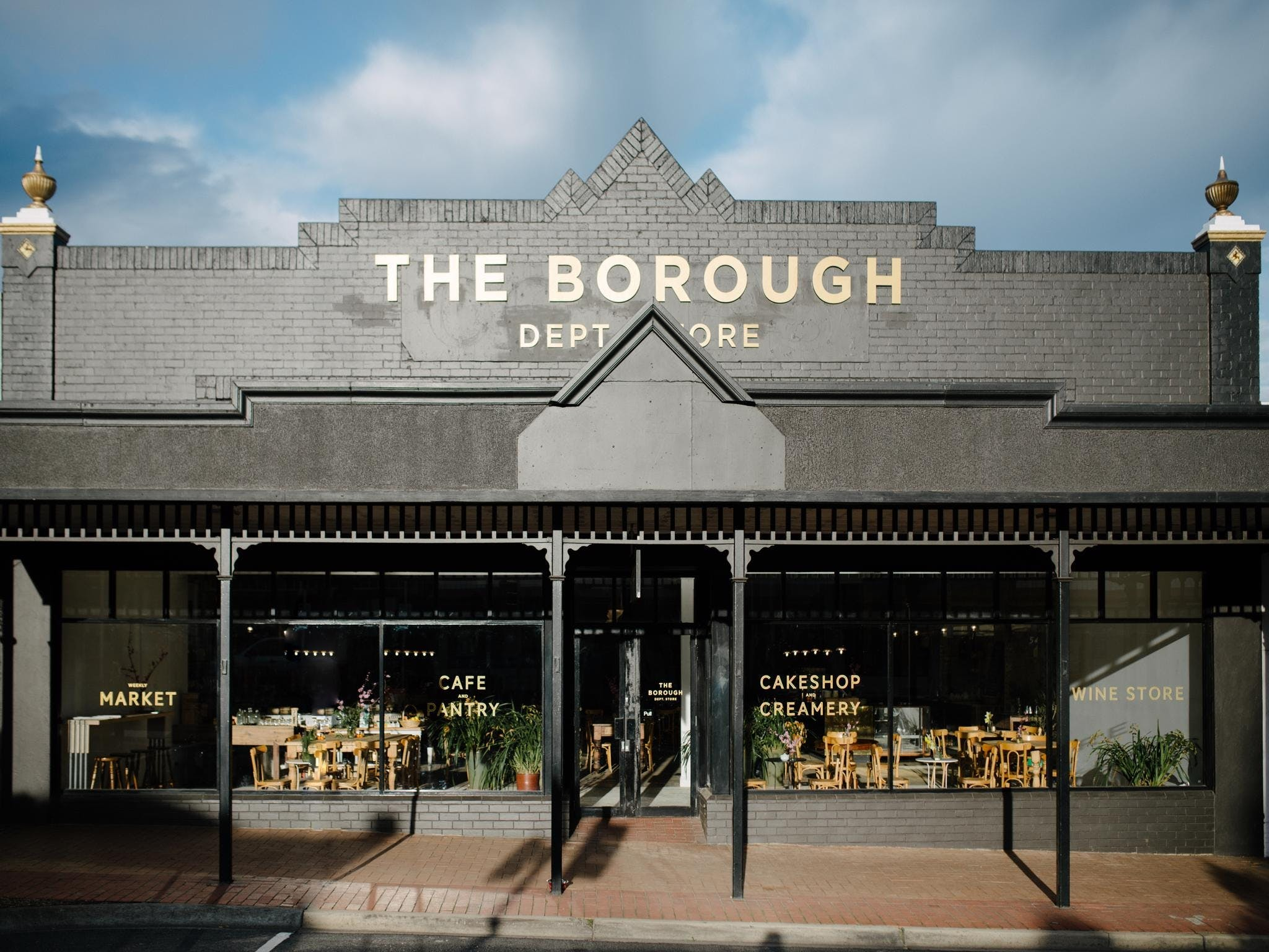 The Borough Dept. Store - South Australia Travel