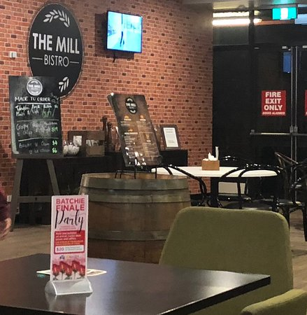 The Mill Bistro - South Australia Travel