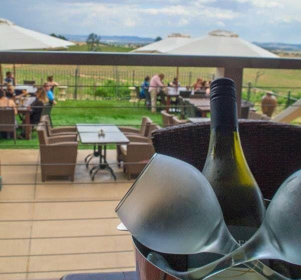Cottontails Restaurant and Winery - South Australia Travel