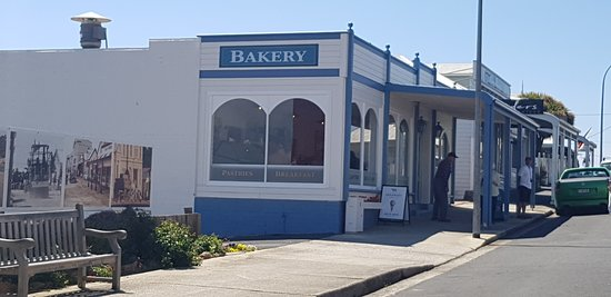Baked in Stanley - South Australia Travel