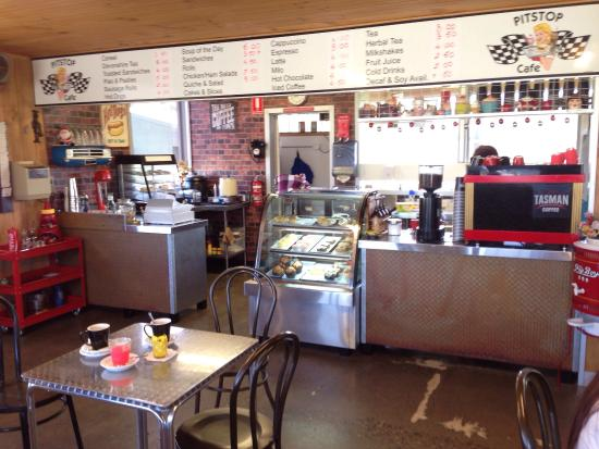Pitstop Cafe - South Australia Travel