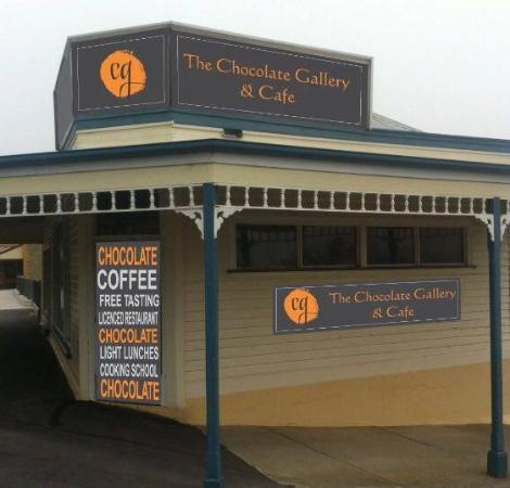 The Chocolate Gallery  Cafe - South Australia Travel