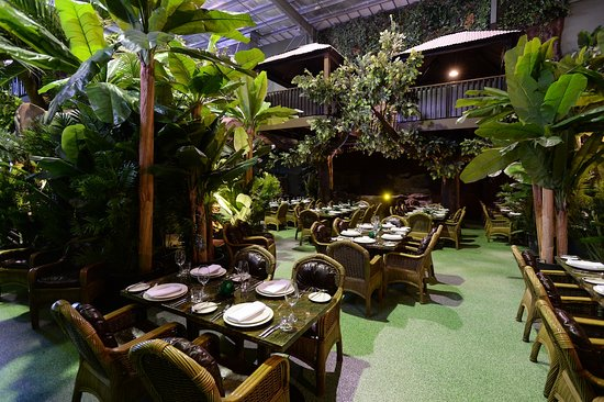 Jungle Restaurant - South Australia Travel