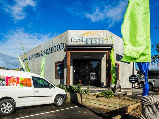 The Fresh Fish Place - Factory Direct Seafood - South Australia Travel
