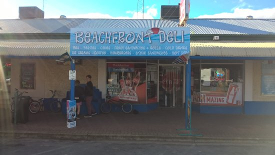 Beachfront Deli - South Australia Travel