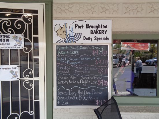 Port Broughton Bakery - South Australia Travel