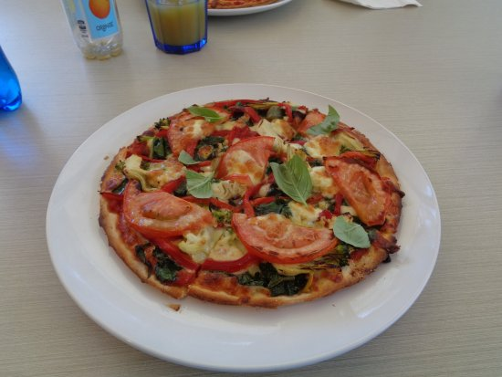 Saltwater Cafe Pizza - South Australia Travel