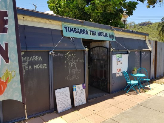 Timbarra T House - South Australia Travel