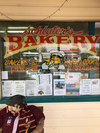 Schluter's Bakery - South Australia Travel