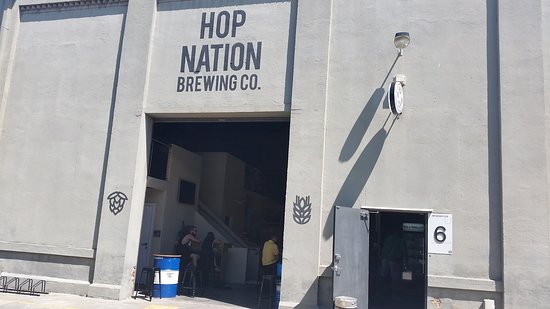 Hop Nation Brewing Company - South Australia Travel