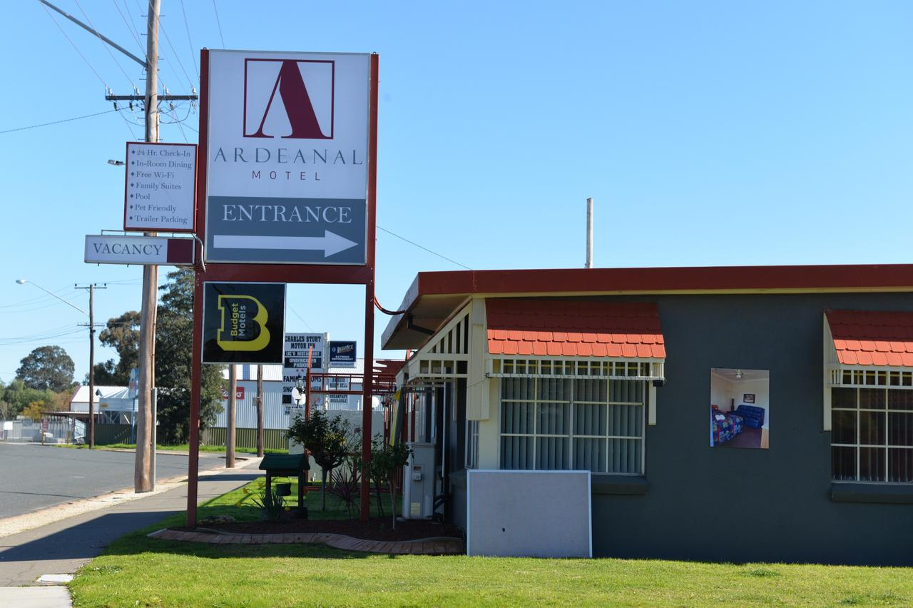 Ardeanal Motel - South Australia Travel
