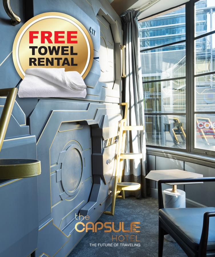 The Capsule Hotel - South Australia Travel
