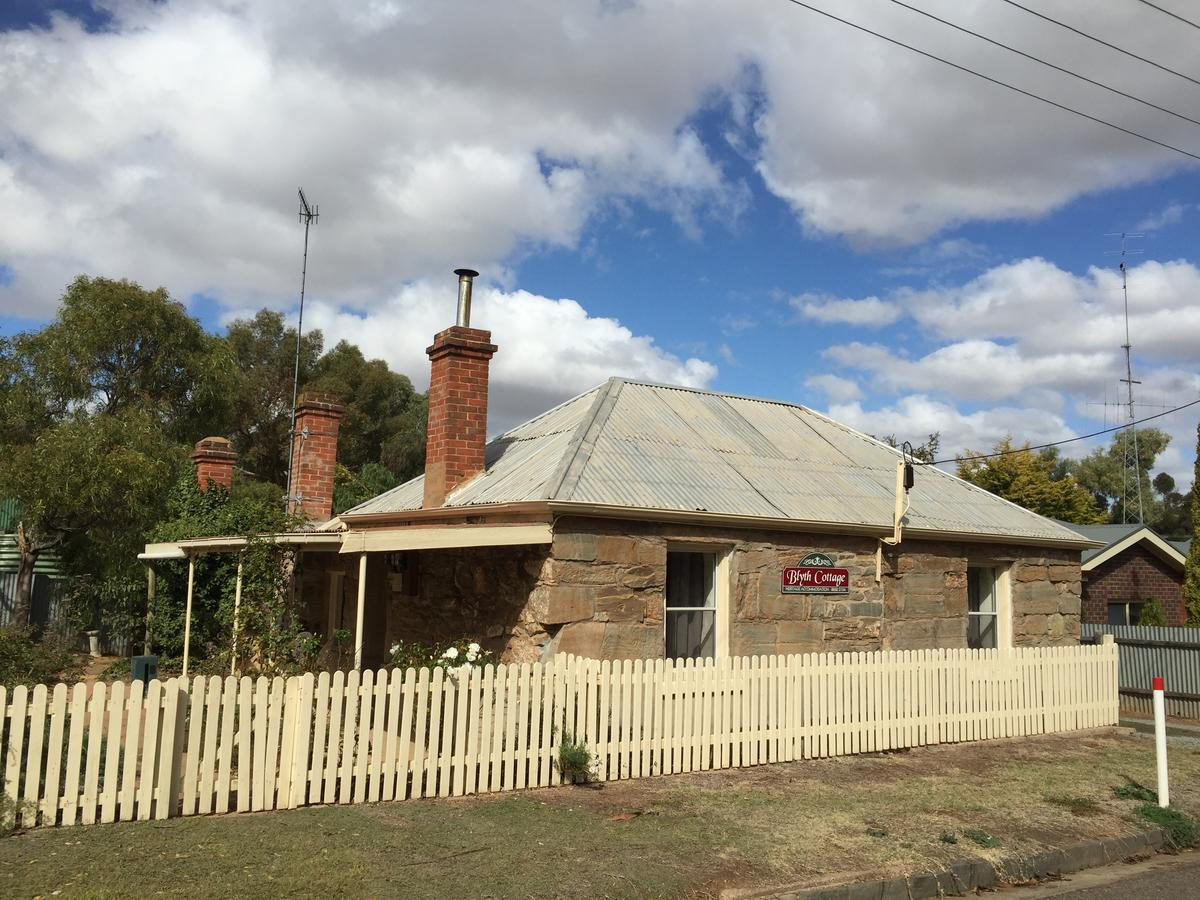 Blyth Cottage Burra - South Australia Travel
