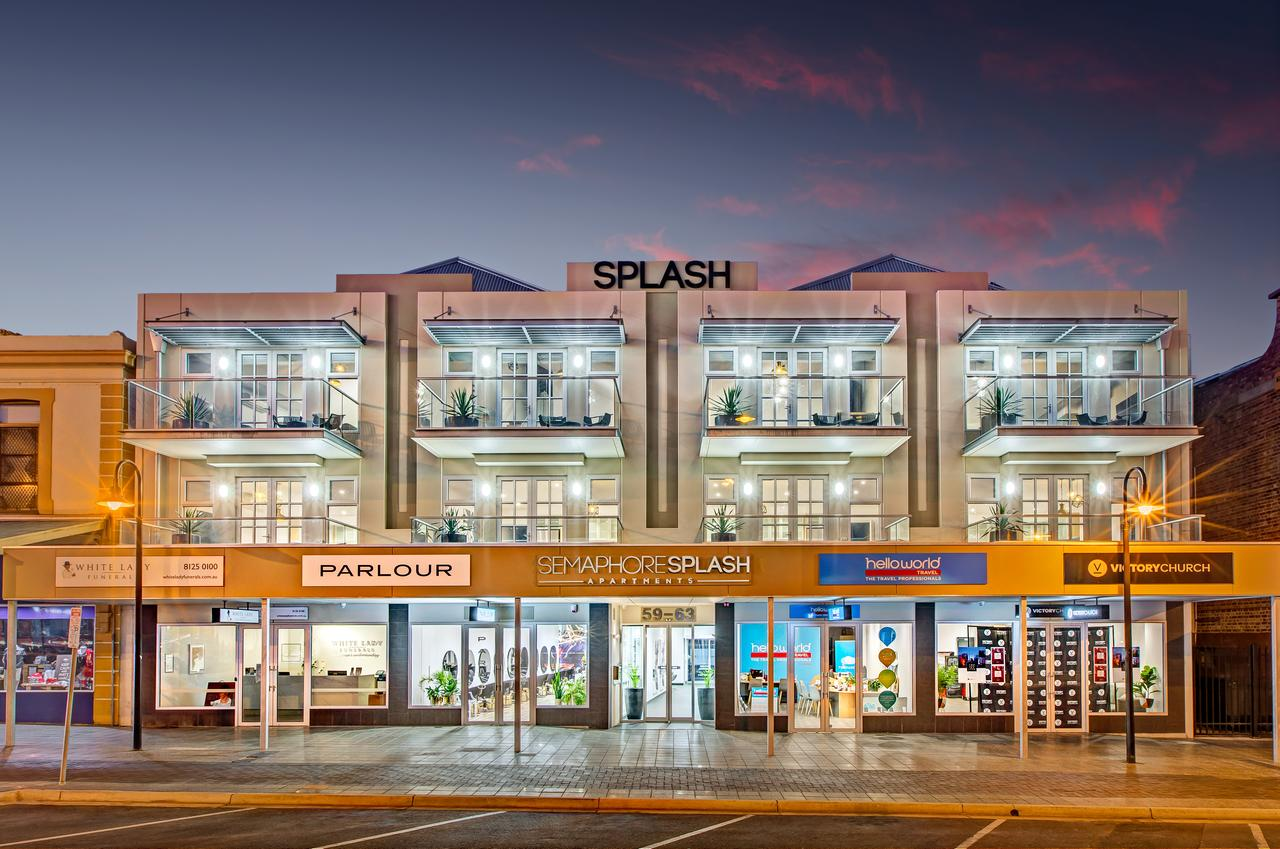 Semaphore Splash Apartments - South Australia Travel