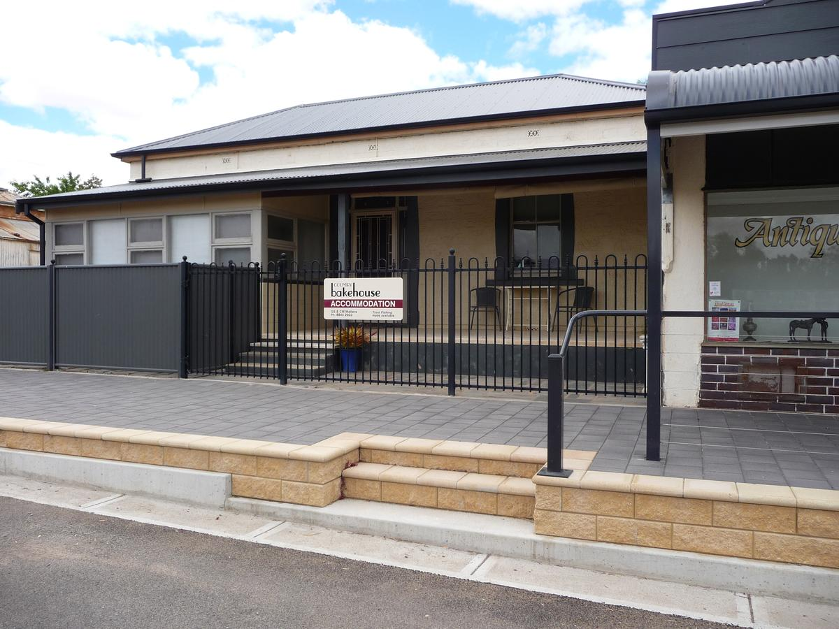 Country Bakehouse Accommodation - South Australia Travel