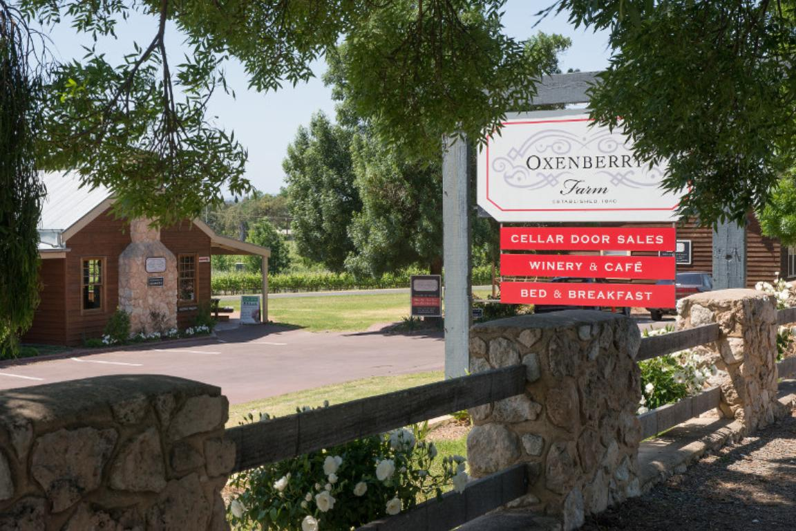OXENBERRY FARM - South Australia Travel