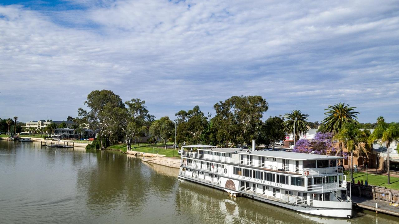 Murray River Queen - South Australia Travel
