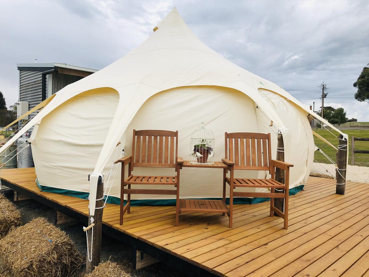 Bukirk Glamping - South Australia Travel