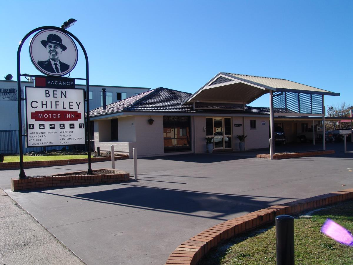Ben Chifley Motor Inn - South Australia Travel