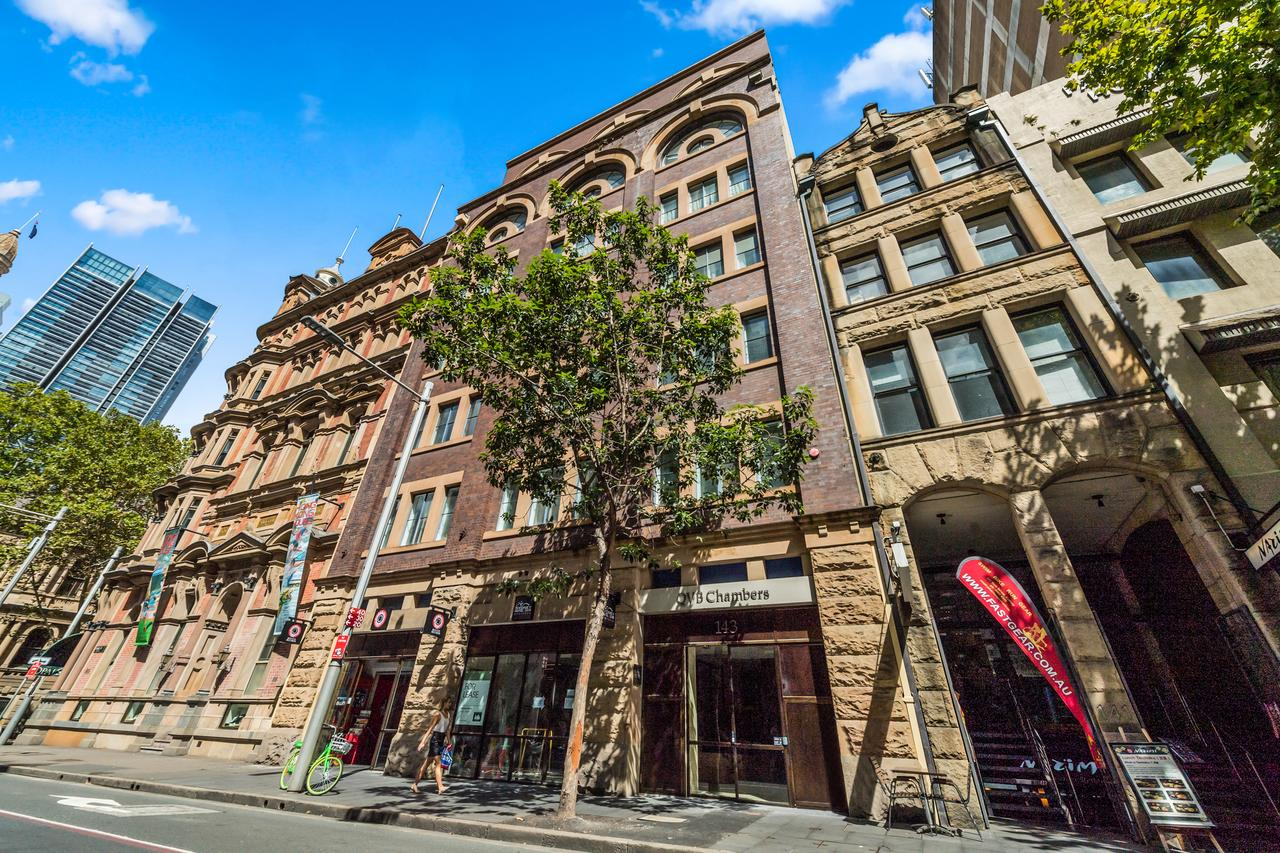 Sydney Hotel QVB - South Australia Travel