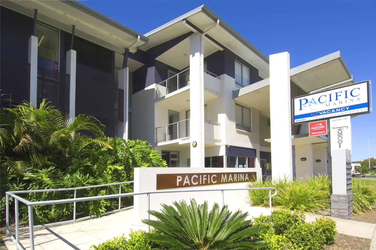 Pacific Marina Apartments - South Australia Travel