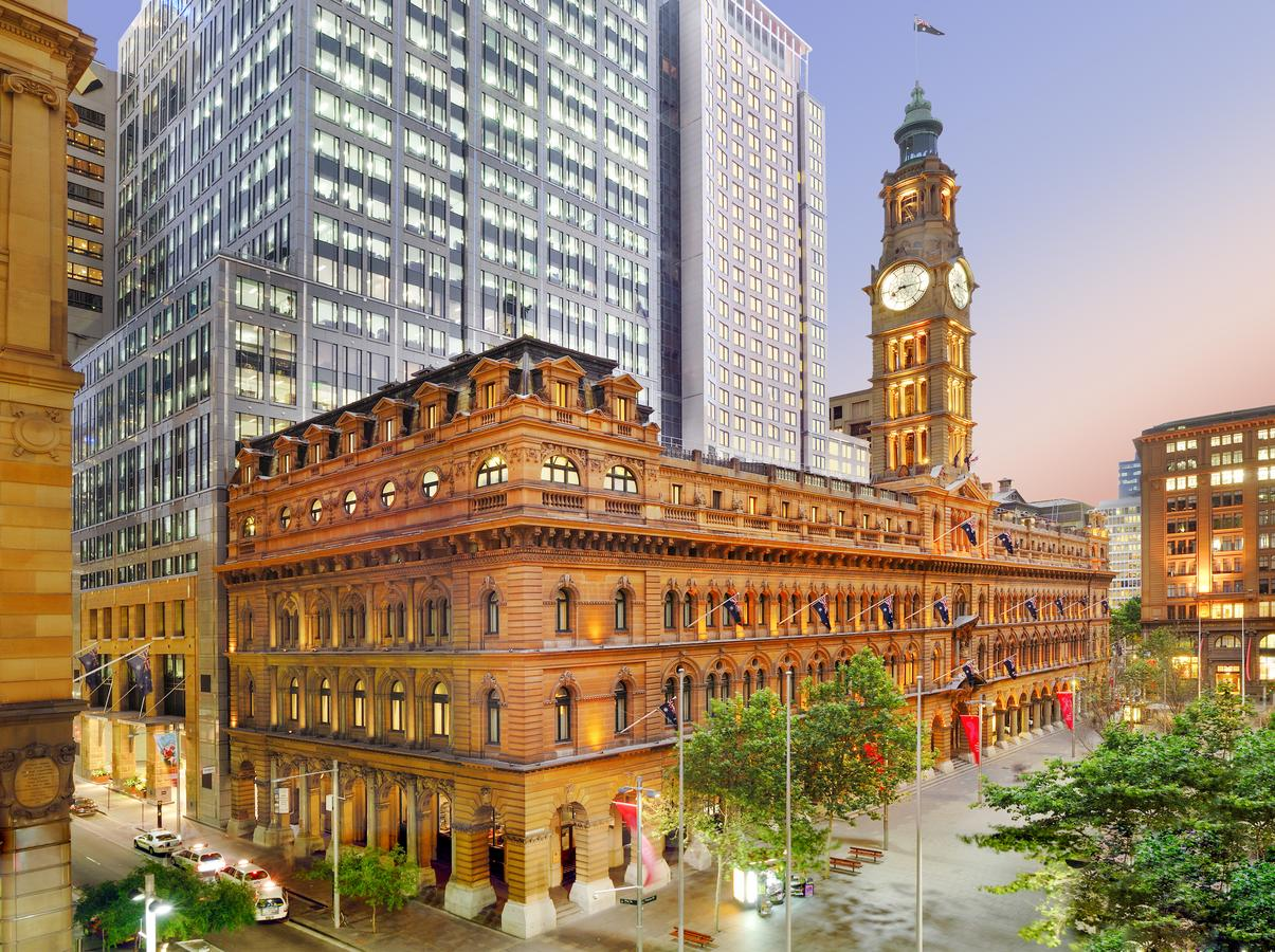 The Fullerton Hotel Sydney - South Australia Travel
