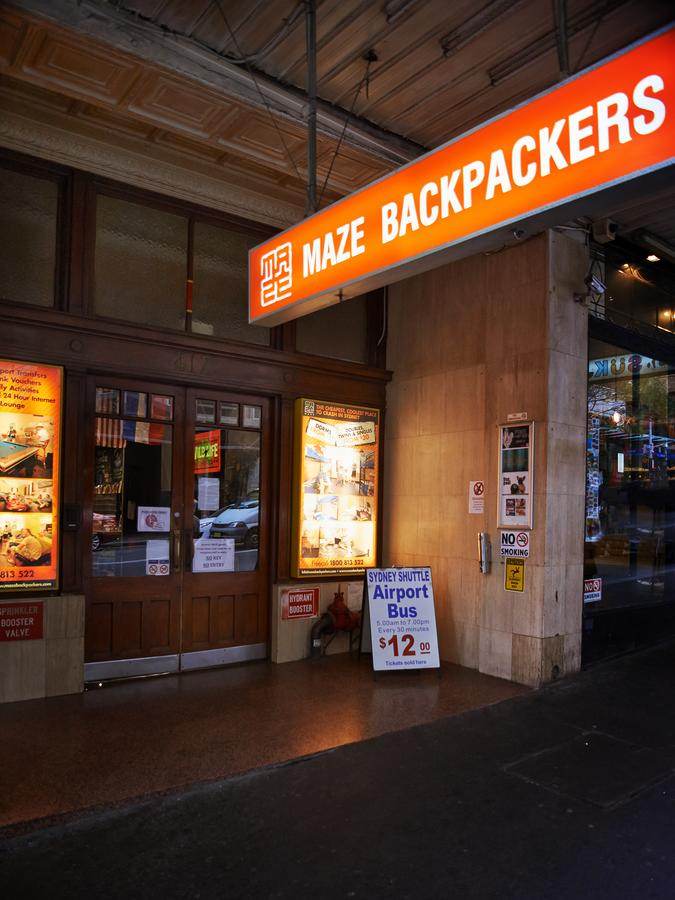 Maze Backpackers - Sydney - South Australia Travel