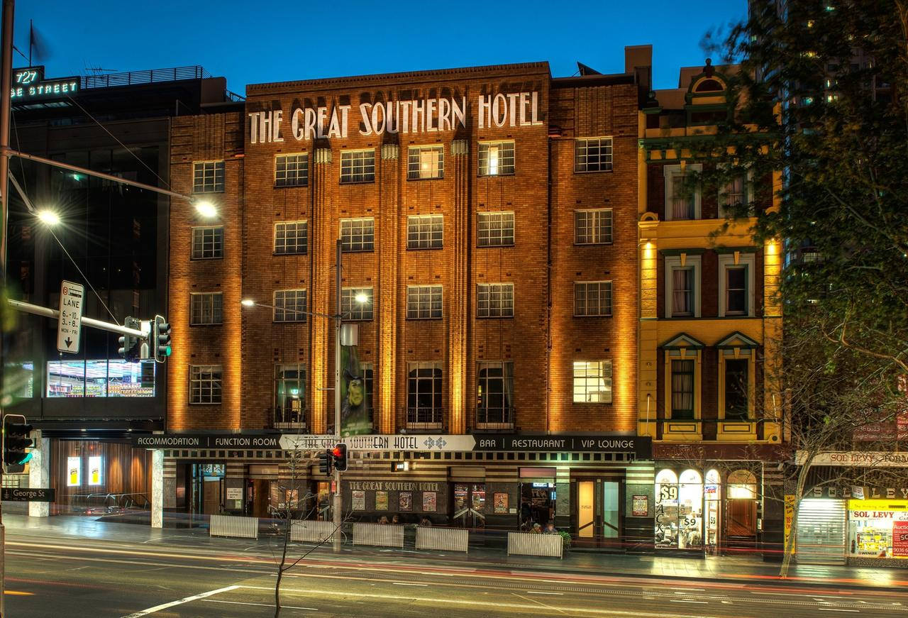 Great Southern Hotel Sydney - South Australia Travel