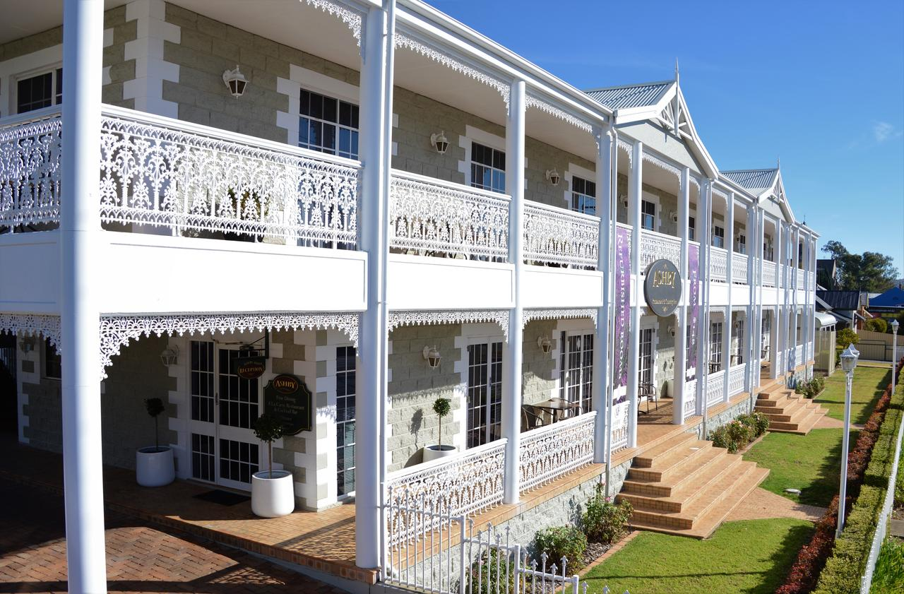 Ashby House Motor Inn - South Australia Travel