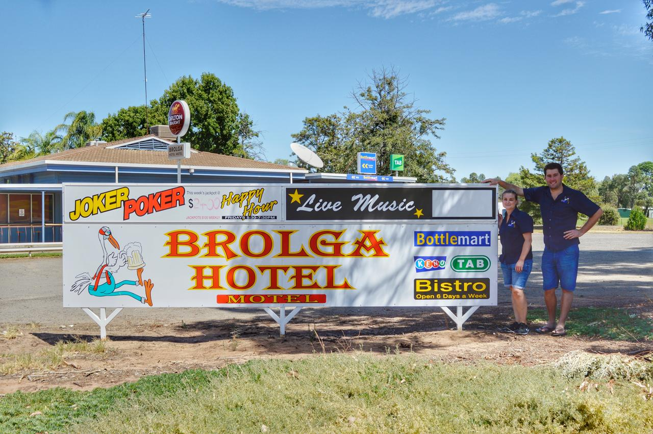 Brolga Hotel Motel - Coleambally - South Australia Travel