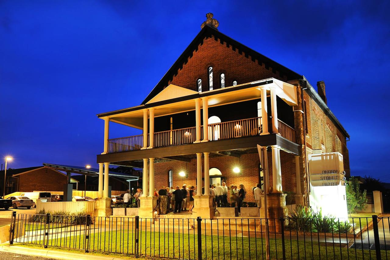 Perry Street Hotel - South Australia Travel